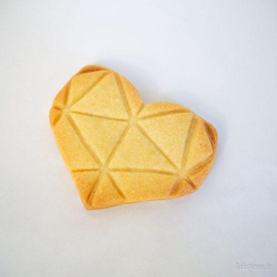 coeur géométrique