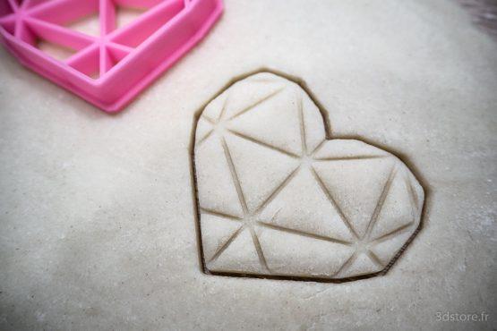 cœur cookie
