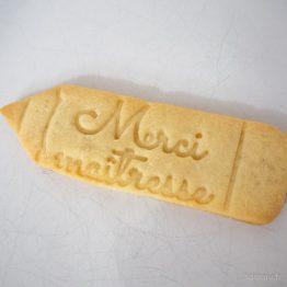 cookie cutter merci maitresse