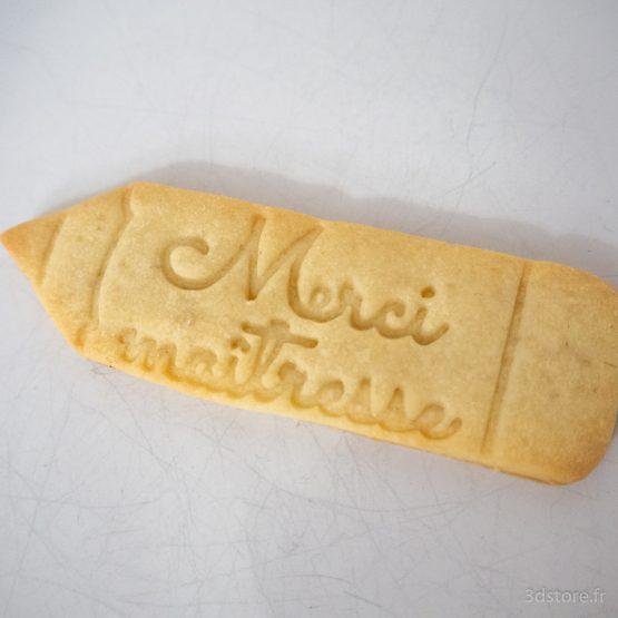 cookie cutter merci maitresse