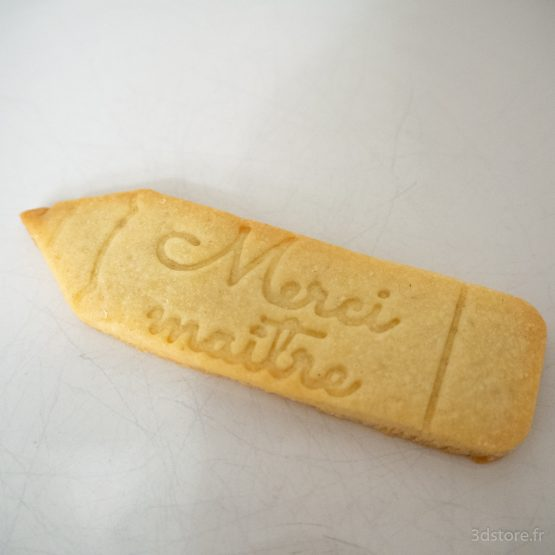 cookie cutter merci maitre
