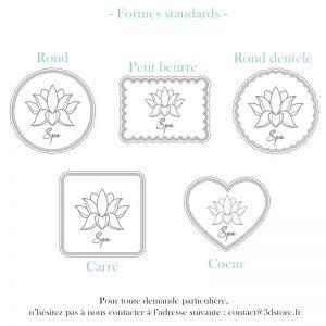 formes standards