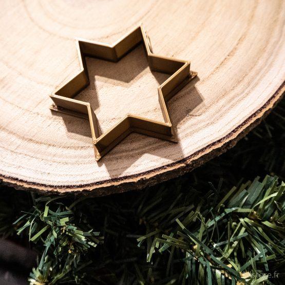 Emporte-pièce - Étoile 6 branches