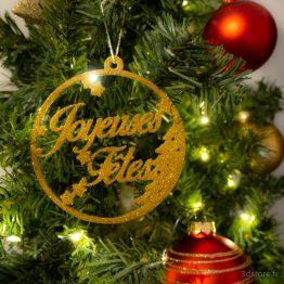 Suspension - Joyeuses fêtes