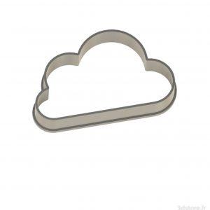 Emporte-pièce - nuage