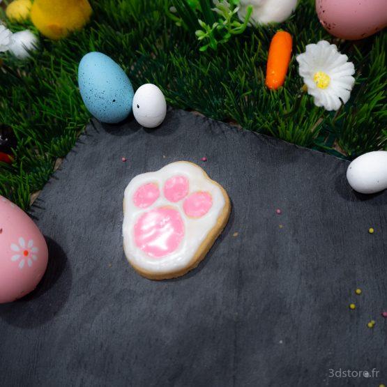 emporte-pièce patte de lapin