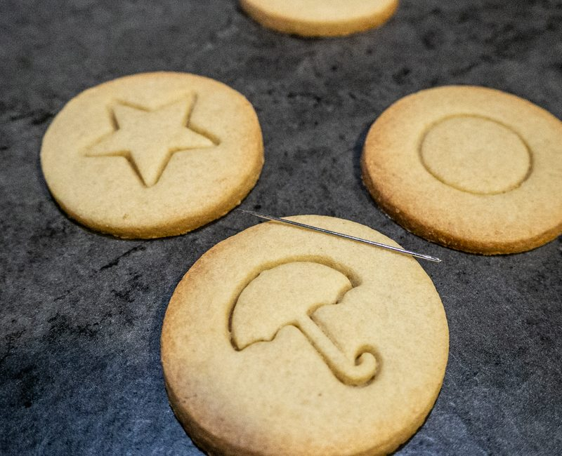 Jeu du biscuit